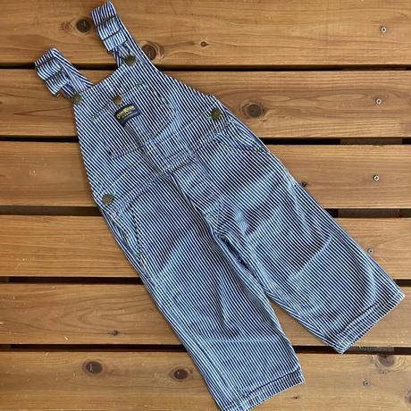 【90cm】OSHKOSH Hickory Overalls