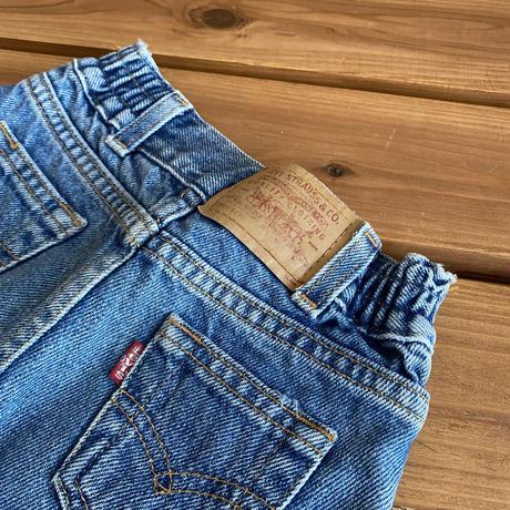 【90cm】Vintage Levi's Denim Shorts