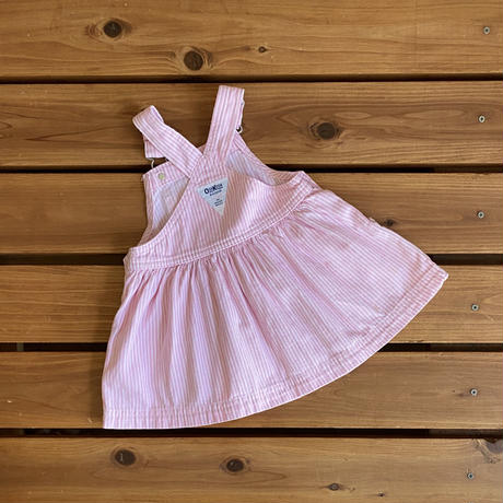 【80cm】OSHKOSH Pinkhickory Dress