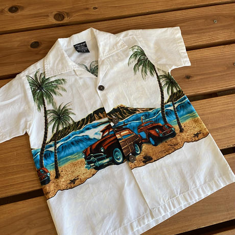 【90cm】Aloha shirt