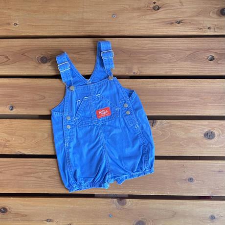 【70cm】Vintage OSHKOSH Shortall