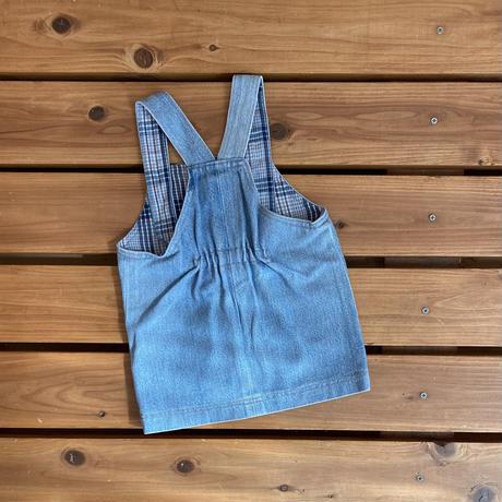 【80cm】Vintage Levi's Denim Dress