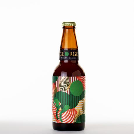 【冬季限定!】大森山王ビール飲み比べ「KAORU&NAOMI&GEORGE&YOU」6本セット