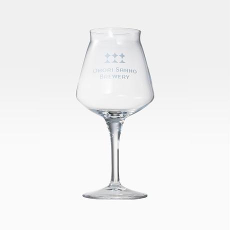 大森山王ブルワリー オリジナルテクグラス