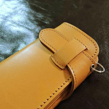 【OUTLET】レザーウォレット SUNNY WORKS SW-W05 TAN-A