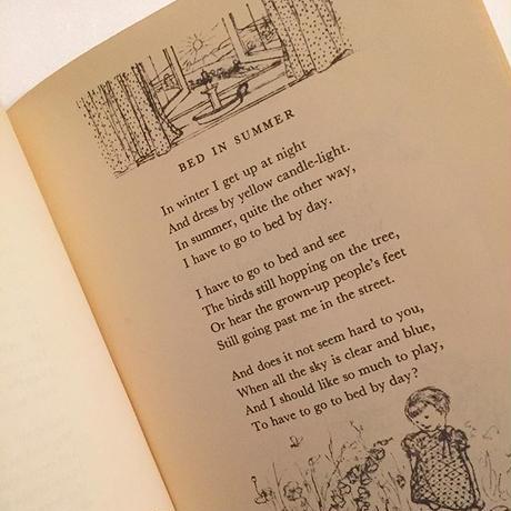 R・L・スティーブンソン|童心詩集 / A Child's garden of verses