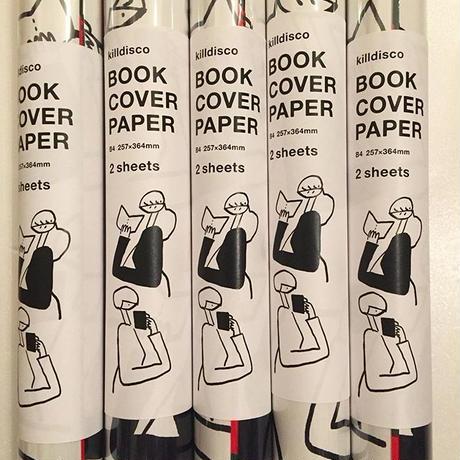 killdisco|BOOK COVER PAPER