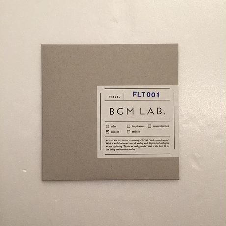 BGM LAB.|「FLT001」(CD)