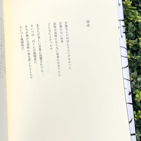 田村隆一 |言葉のない世界