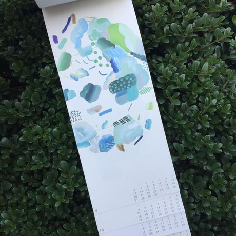 尾柳佳枝|カレンダー2021