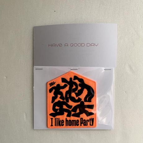 山川鎌|HAVE A GOOD DAY (ワッペンシリーズ)