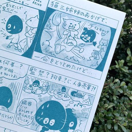 多田玲子|ちいさいアボカド日記1-8