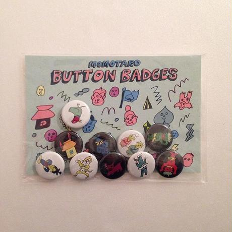 大河原健太郎|MOMOTARO BUTTON BADGES