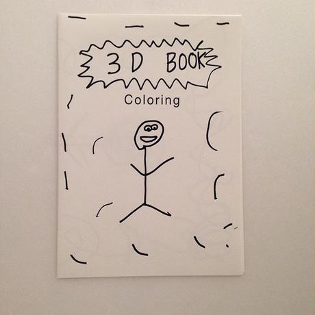 平山昌尚(HIMAA)|3D coloring BOOK