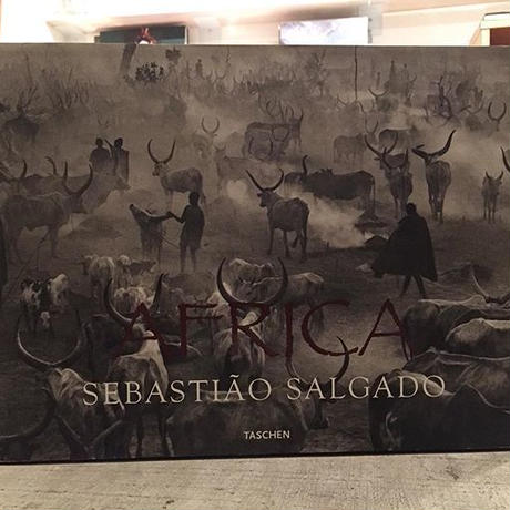 SEBASTIAO SALGADO|AFRICA