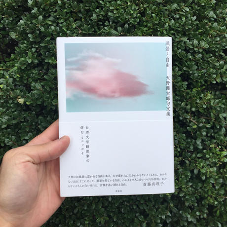 天野健太郎句文集|風景の自由