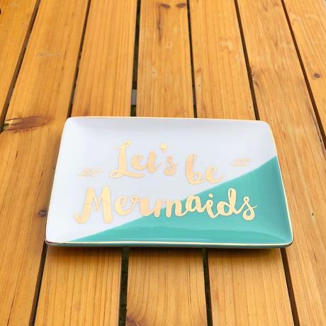 Let's be Mermaids トレー/お皿