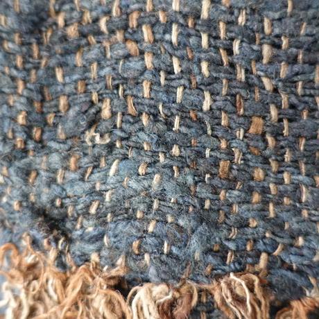 2x2 Tussah Silk Multi Cover #Indigo S