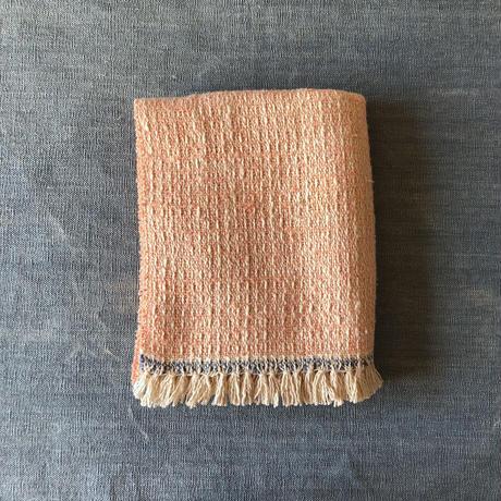 Gara-bou Medium Stole WS Kabe 50×190cm (Salmon pink)
