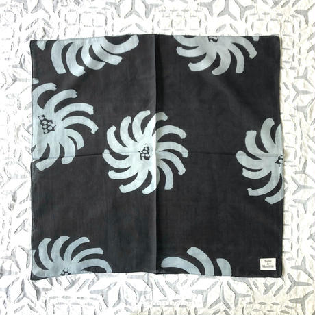 Cotton Silk  Printed Bandana