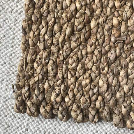 Water Hyacinth Kitchen Mat 48x154
