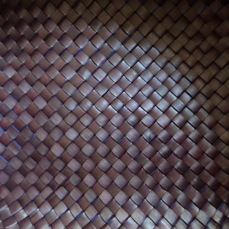 8mm Kottan Basket L (Dark Brown)
