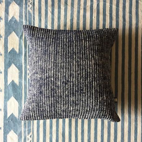 Gara-bou × Khadi Cushion Cover (Indigo)
