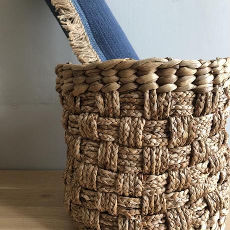 Checkered Basket (M)