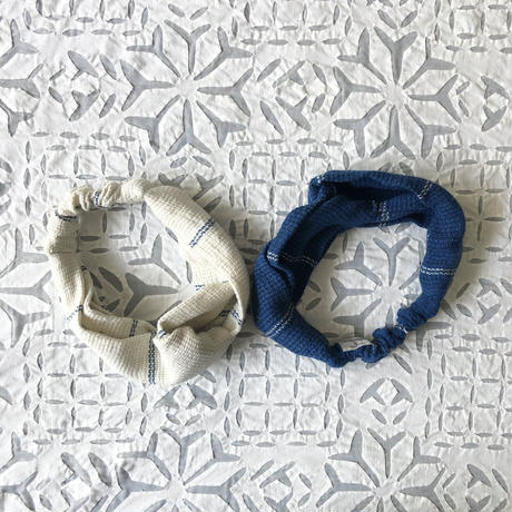 OG Khadi Head Band (Indigo)
