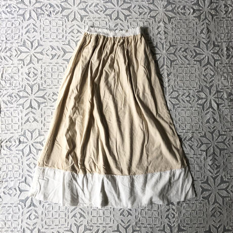 Gara-bou x Khadi Skirt
