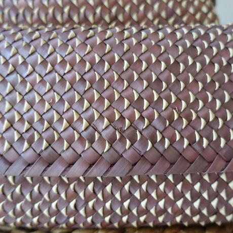 8mm Kottan Basket M (Marron Brown)