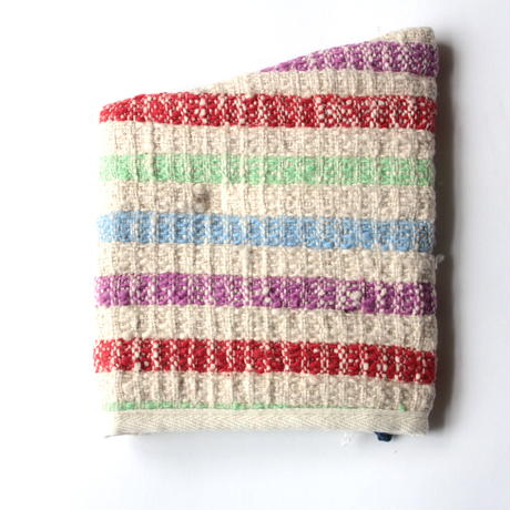 Gara-bou Kitchen Mitten (Rainbow Border)