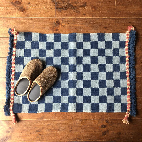 Nomad Checkered Rug 50x70