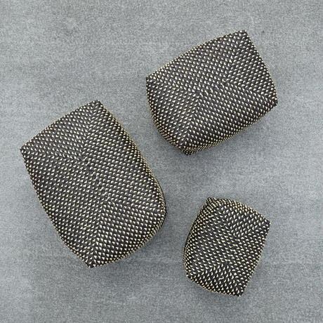 8mm Kottan Basket M (Black Natural)