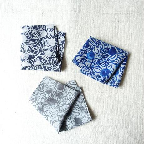 Cotton Silk Blaoga Printed Bandana