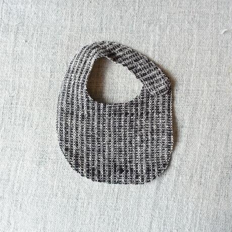 Gara-bou Baby Bib (Brush Gray)