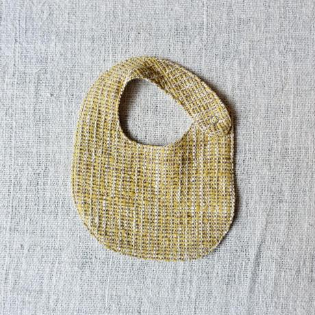 Gara-bou Baby Bib (Brush Yellow)