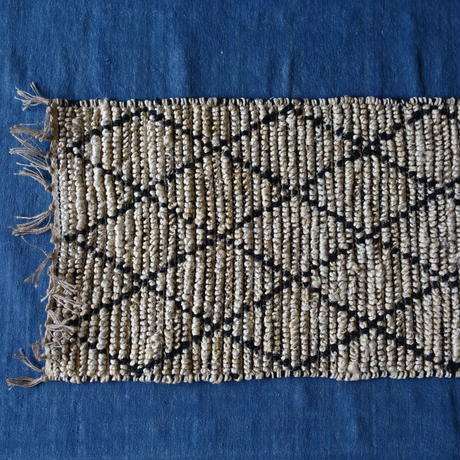 Jute Looped Rug 60×90 (Diamond)