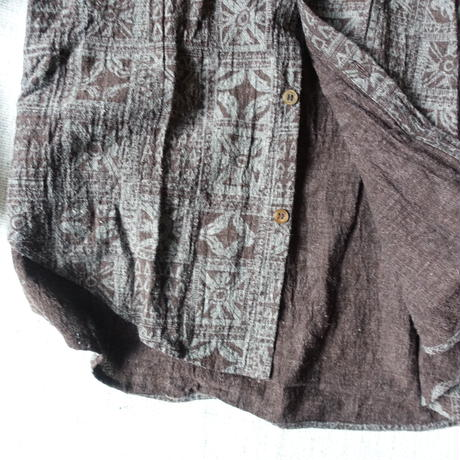 Silk Cotton Printed Shirts (For Women)