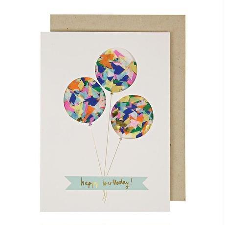 Balloons Confetti Shaker
