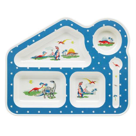 Dino Meramine Food Tray