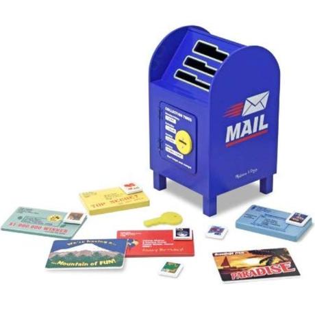 郵便ポスト 知育玩具