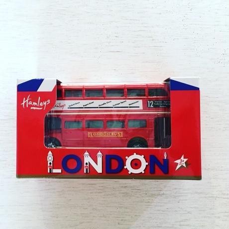 Hamleys London Bus