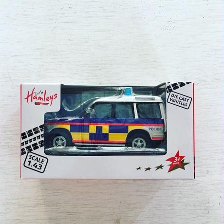 Hamleys Police 4x4 Truck