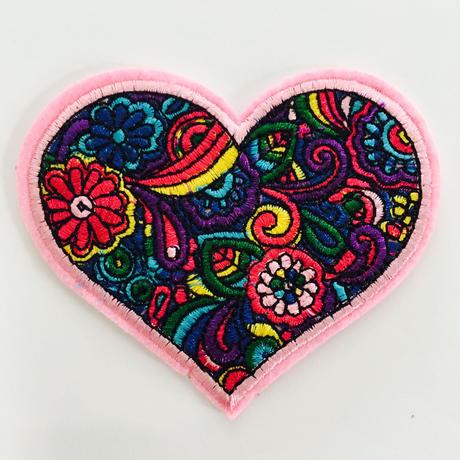 ワッペン heart