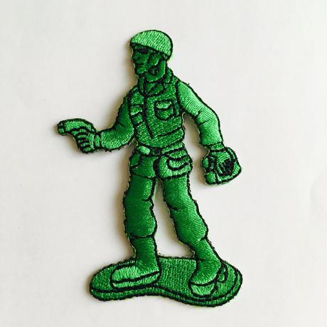 ワッペンgreen army men