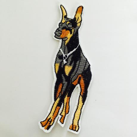 ワッペン Dog