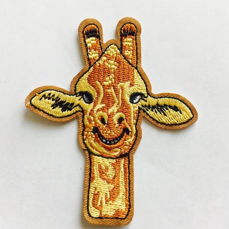 ワッペン giraffe
