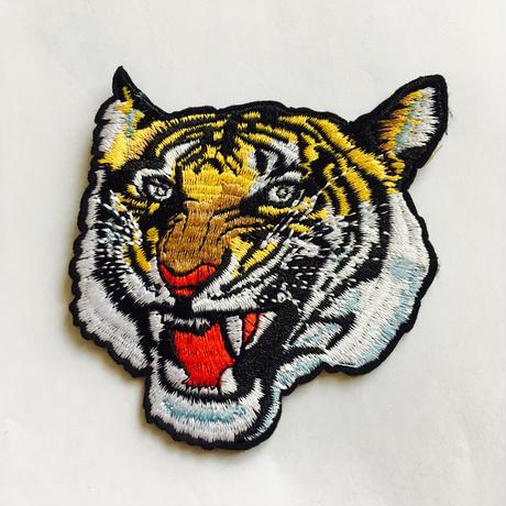 ワッペン tiger