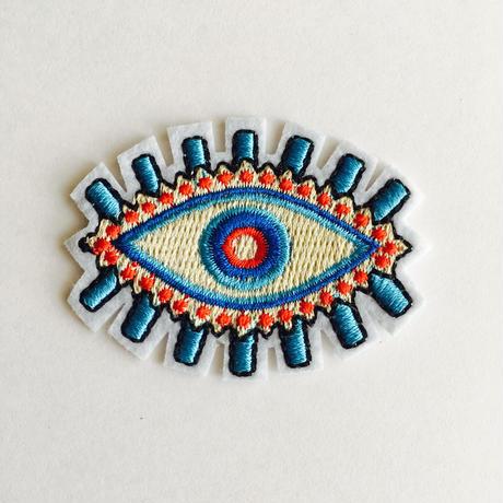 ワッペン eye
